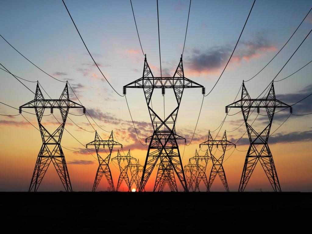 Realizzazione reti distribuzione energia elettrica